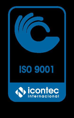 Certificado ICONTEC ISO 9001